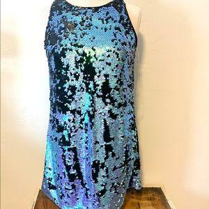 {NWT} HONEY PUNCH sequin dress